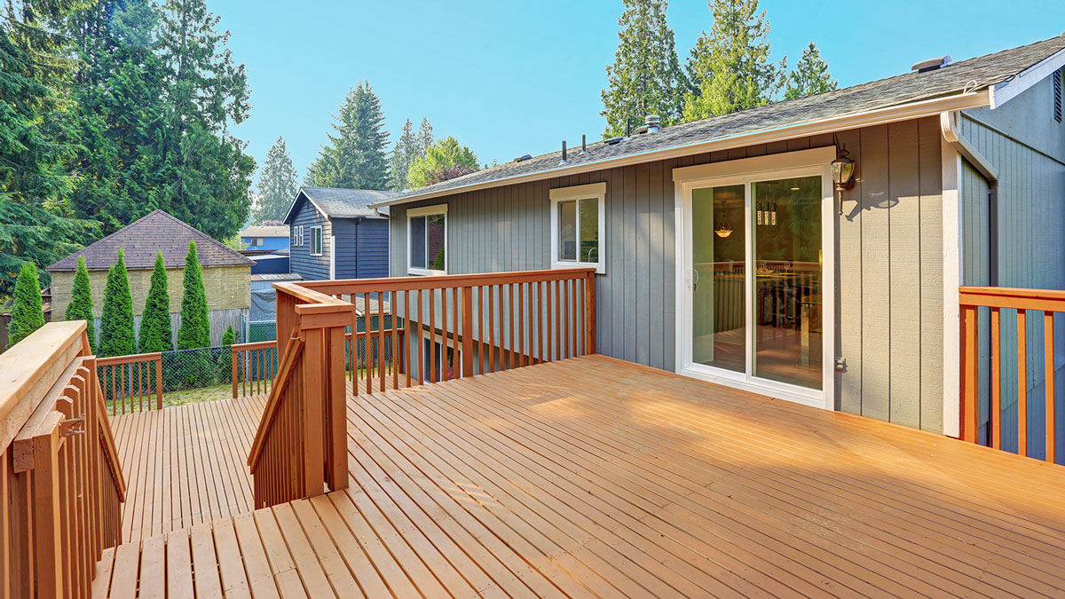 Enjoy the Outdoors With Professional Deck Extension Services